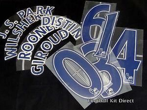 Premier-League-Lextra-senscilia-Football-Shirt-Name-Set-Navy-blue-Player-Adult