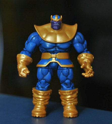 Thanos marvel 11cm figure toy legends