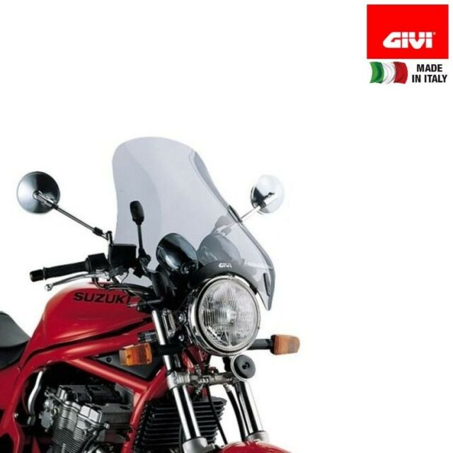 Pantalla Universal Maxi-Moto A34 Givi sin Ataques