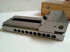 """6""""/150mm Precision Pin Type Toolmakers Steel Vice"""