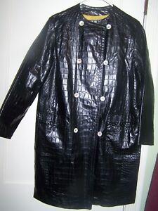 Bazaar Ladies Sjælden Raincoat Bp1h Vintage General Coat Dæk American Seaskin BxgEwq7gY