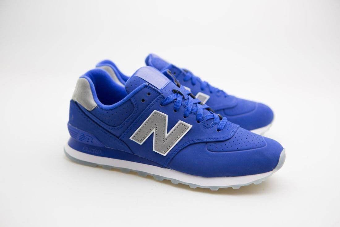 New Balance blue Men 574 Synthetic ML574SYA blue Balance uv blue ML574SYA 711858