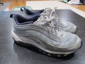 Nike Airmax 97 Premium Silver Bullet Sneakers Shoes Womens