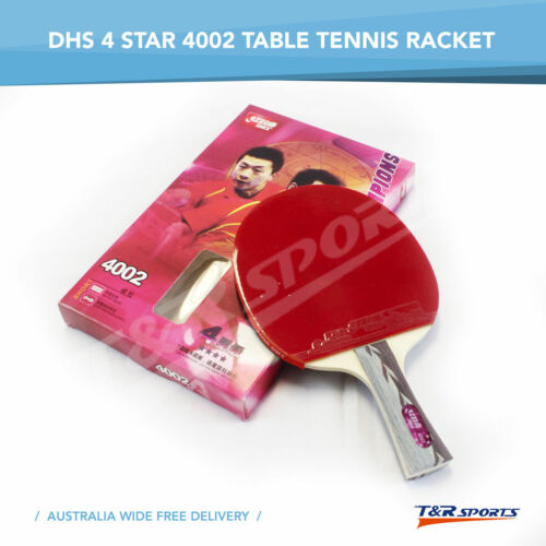 DHS 4 Star Table Tennis Bat Racket