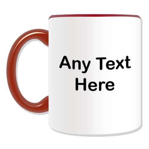 Personalised Gift Lamb Mug Money Box Name Message Sheep Tea Coffee Cup Customise
