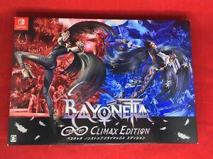NEW-Nintendo-Switch-Bayonetta-Climax-Edition-JAPAN-IMPORT-FREE-SHIPPING