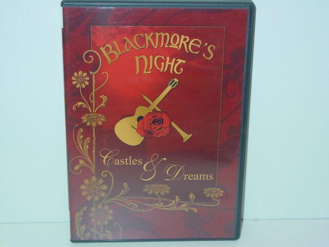 "*****DVD-BLACKMORE'S NIGHT""CASTLES & DREAMS""-2005 SPV GmbH DoDVD*****"