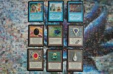 MTG Collection Lot BETA Black Lotus Tundra Jace, the Mind Sculptor Bayou Power 9