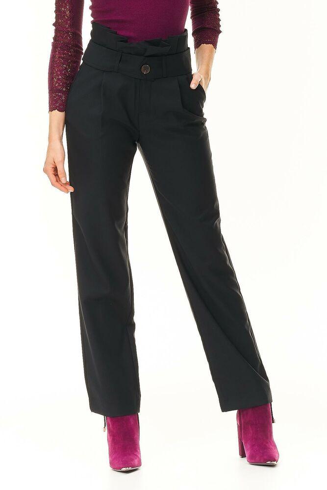 Brillant Twist & Tango-pantalon Loana Femmes Noir Designer Neuf: 154 € Facile à Lubrifier