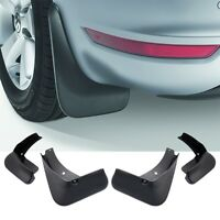 4Pcs Mud Flaps Splash Guard Fender Mudguard fit for VW POLO MK4 2002-2007