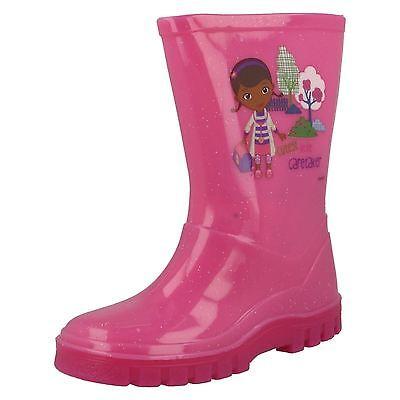 Mädchen Doc McStuffins pink Gummistiefel von Disney - Einzelhandel Preis