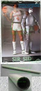 OLD-STOCK-NIKE-Poster-SIR-SID-Sidney-Moncrief-Milwaukee-Bucks-Plate-Armour