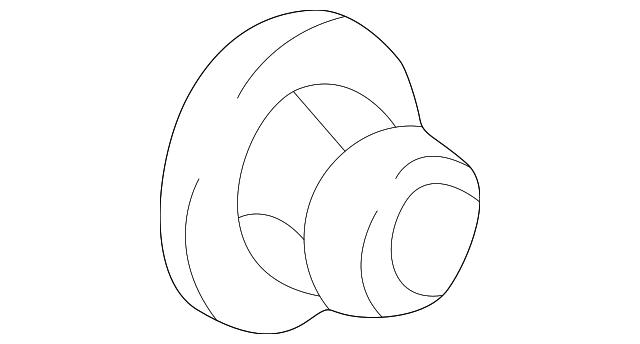 HONDA OEM Brake-Rear-Hub Assembly Nut 90305692010