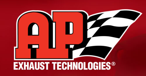 """AP Exhaust 608226 Universal Catalytic Converter Oval 2.5/"""" In//Out w// O2 EPA OBDII"""