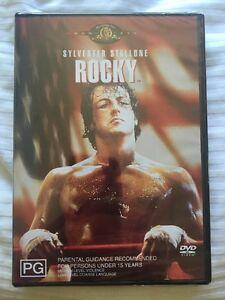 Rocky-Sylvester-Stallone-DVD-Brand-New-Sealed-R4