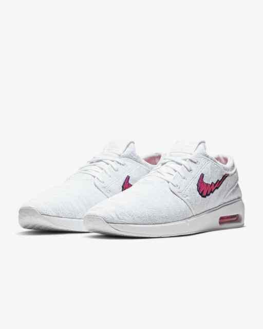 Size 8 - Nike SB Air Max Janoski 2 White for sale online   eBay