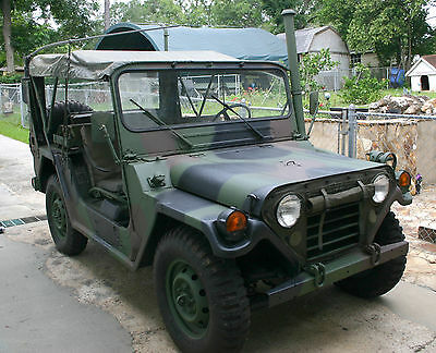 M151 MUTT M151A1 151A2 Ford Kaiser AM General collection on eBay!