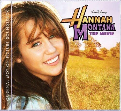 1 of 1 - Various Artists, Han - Hannah Montana: The Movie (Original Soundtrack) [New CD]