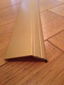 Gold 21mm Ramp Self Adhesive Door