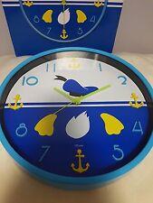 Disney Donald Duck Themed Clock Unique - Brand New in Box