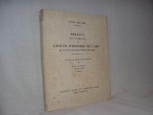 Travaux-groupe-d-039-histoire-de-l-039-art-1927-Paul-Valery-Chine-Byblos-Vitrail-Albi