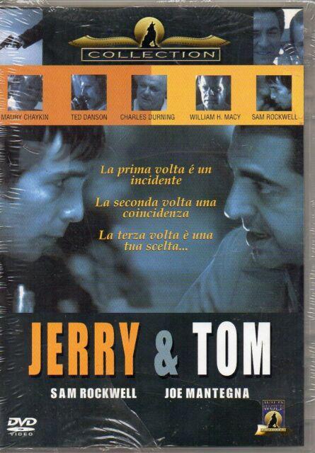 JERRY & TOM - DVD (NUOVO SIGILLATO) SLIM BOX