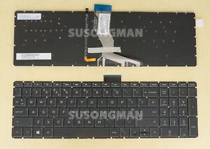 For HP Pavilion 15-cw0996na 15-cw0997na 15-cw0998na Keyboard UK Backlit Silver