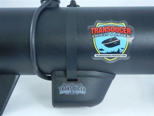 STRAP FISH FINDER LOWRANCE /& HUMMINBIRD PROTECTOR TRANSDUCER SHIELD /& SAVER