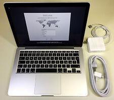 """Apple MacBook Pro 13"""" Retina A1502 2.6GHz i5 8GB RAM 512GB SSD 10.12 Italian"""