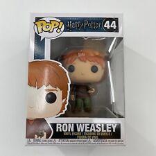 Funko Pop Harry Potter™ Ron Weasley™ with Scabbers Vinyl Figure #14938