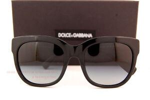 dolce gabbana sunglasses  Brand New Dolce \u0026amp; Gabbana Sunglasses DG 4272 3003/8G Black ...