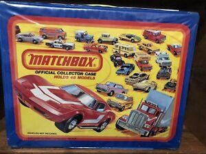 Caja-De-Coleccionista-De-Matchbox-Lesney-Superfast-1980-amp-28-coches-Hot-Wheels-Corgi-Tomica