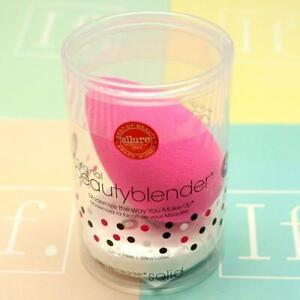 Original-Beauty-Blender-Sponge-makeup-tool-with-SOLID-latex-free-PINK-new