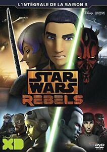 Star-Wars-Rebels-L-039-integrale-de-la-saison-3-DVD-NEUF