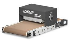 Vastex D 1000 26 Belt By 56 Length Table Top Conveyor Dryer Screen Printing