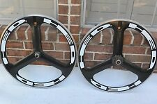 Specialized/HED 3 Trispoke Wheel Set 700c Clincher