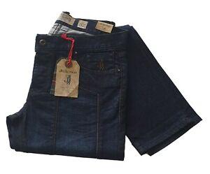 Jeckerson-PA07ST06663-Jeans-Uomo-Col-Denim-Scuro-tg-varie-38-OCCASIONE