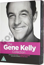 The Gene Kelly Musicals Collection Singing In The Rain 4 DVD Film Boxset New