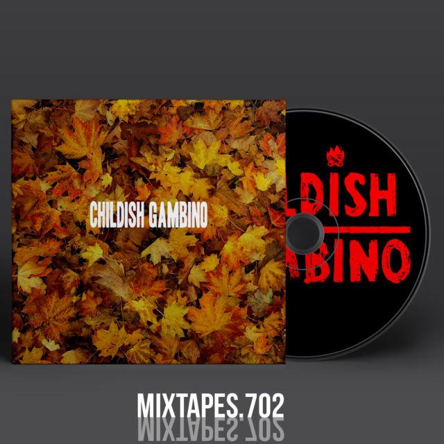 Childish Gambino - EP Mixtape (Full Artwork CD Art/Front Cover/Back Cover)