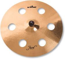 "8"" Vibe Jewel Brilliant Stacker Becken Cymbal B20 mit Zertifikat handgehämmert"