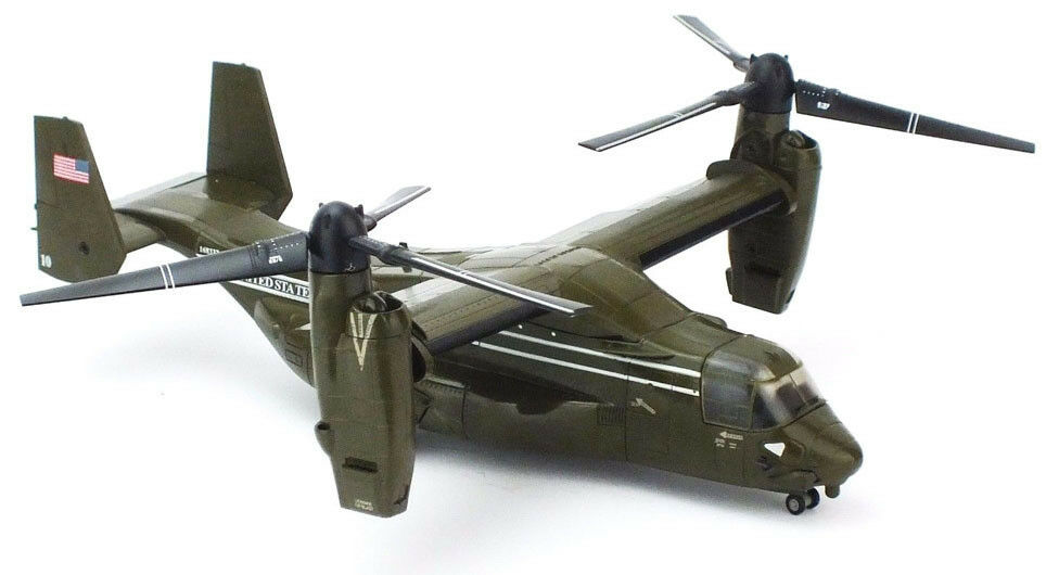 AF10012B 1 72 BELL-BOEING V-22 Osprey Tilt rougeor USMC présidentielle vol avec STD