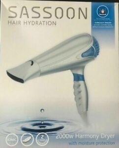 Vidal-Sassoon-hair-hydration-hair-dryer-2000w-brand-new-free-postage