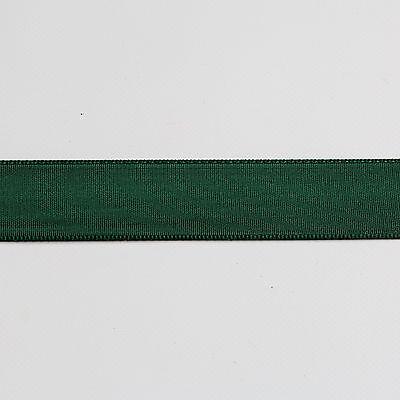 Clearance 25mm Wide Dark Green Nylon Ribbon 50 metres
