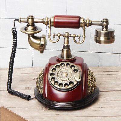 Antique Style Rotary Phone Princess