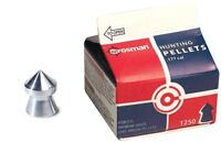 Crosman .177 Pointed Hunting Pellets 1250 Each 7.4 Grain Bulk Carton Usa Made