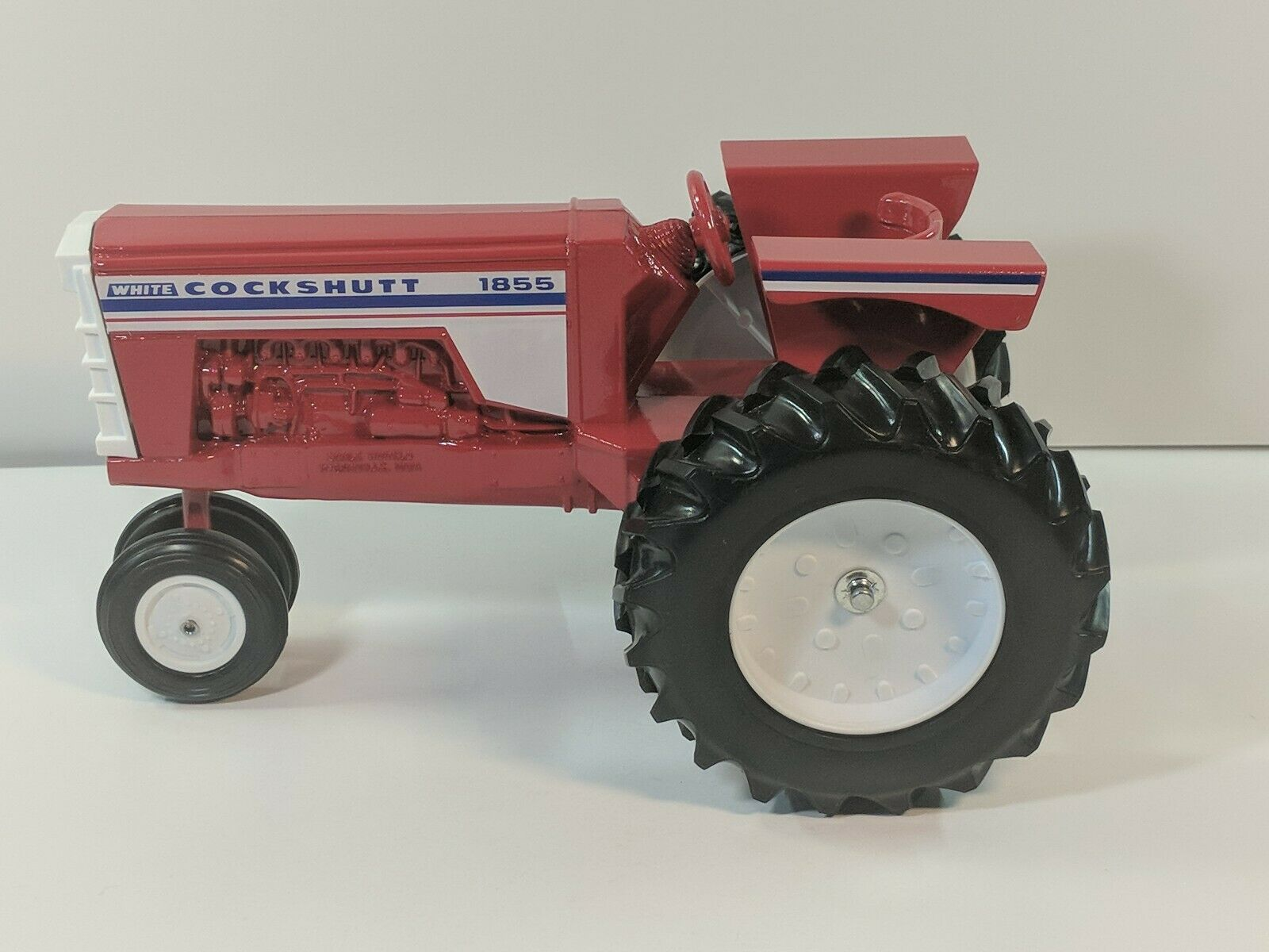 Scale Models Weiß Cockshutt 1855 Tractor Diecast 1 16 Scale - No Box