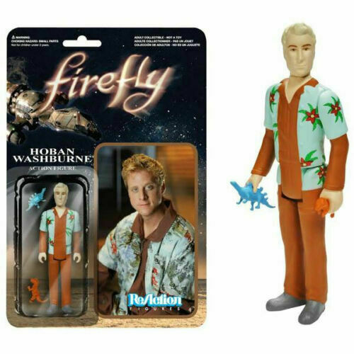 "Firefly 3 3//4 Inch Hoban /""Wash/"" Washburn ReAction Retro Action Figure Funko"