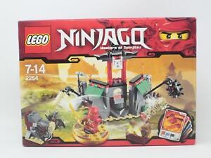 LEGO-COSTRUZIONI-2254-NINJAGO-MASTERS-OF-SPINJITZU-FONDO-MAGAZZINO-Q09-036