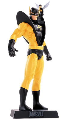 2008 Eaglemoss Supereroi Marvel Uomo Ragno ELECTRO Statuina Piombo MIB