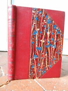 Histoire-Las-Animales-E-Aubert-a-G-Paris-1902-3e-Edition-Demuestra-Buen-Estado